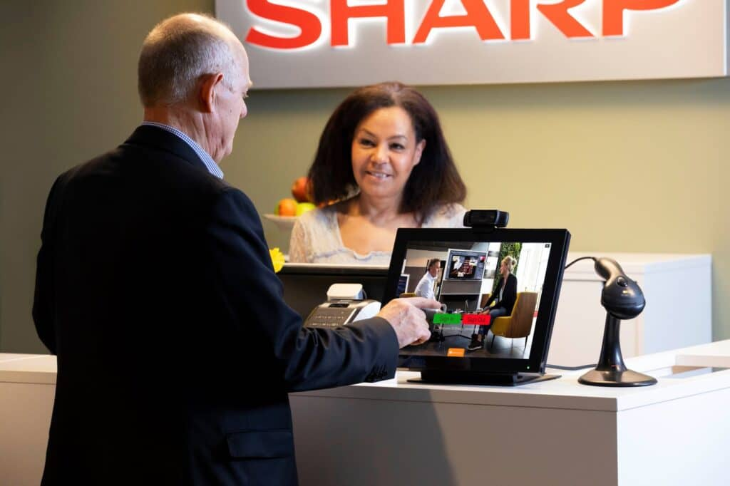 A & A Digital Group Optimised Visitor Management