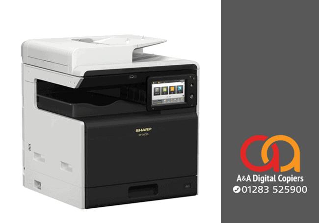 A & A Digital Group Photocopier